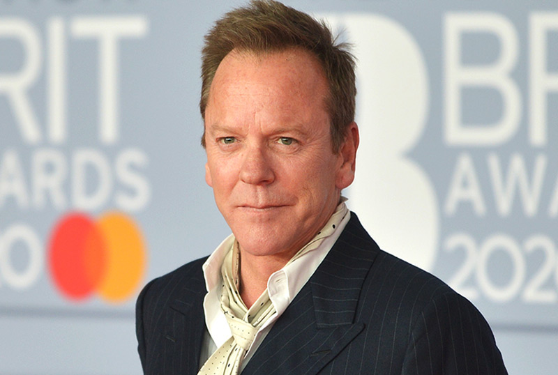 Kiefer Sutherland to Star in Espionage Drama Series for Paramount+
