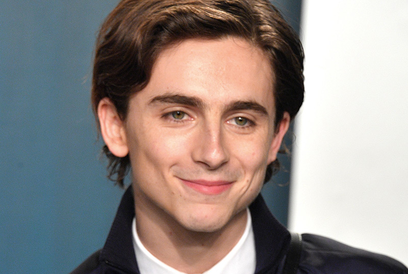 Timothée Chalamet Cast as Willy Wonka in WB's Charlie & the Chocolate Factory Prequel