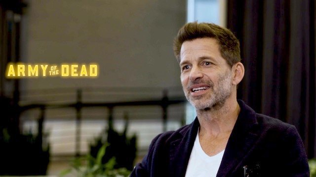 Zack Snyder Working on Army of the Dead 2, Signs Netflix First-Look Deal