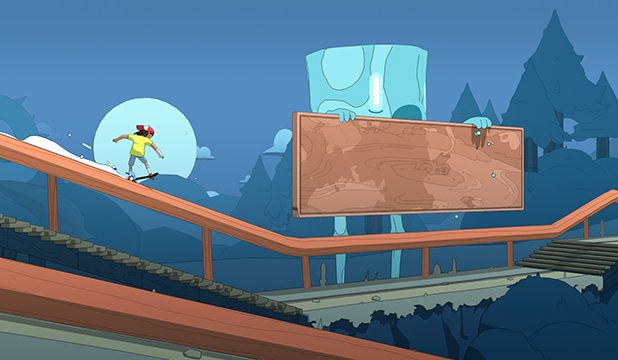 OlliOlli World Wants To Be the Best Skateboarding Game for Everyone