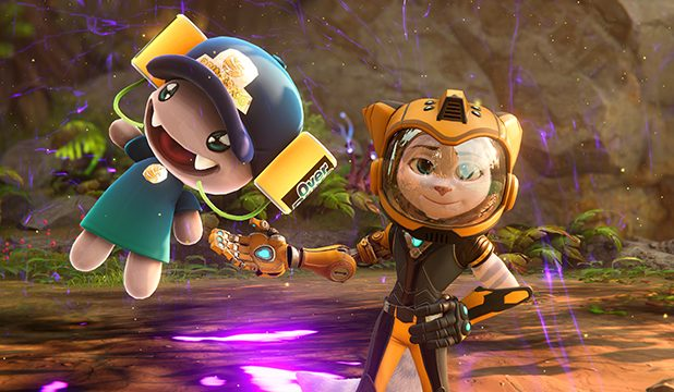 Ratchet & Clank: Rift Apart Is Full Of Sunset Overdrive References
