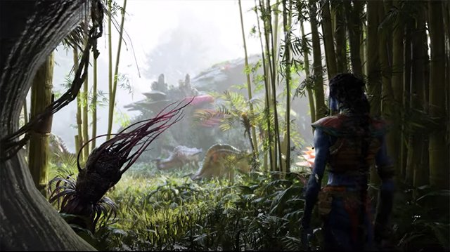 Avatar: Frontiers of Pandora Trailer Highlights Ray Tracing & Tech Advances