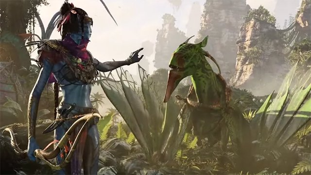 Avatar: Frontiers of Pandora Game Announced From Ubisoft