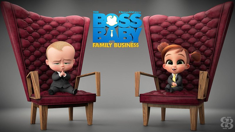 The Boss Baby: Family Business Shares Secret Formula to Success