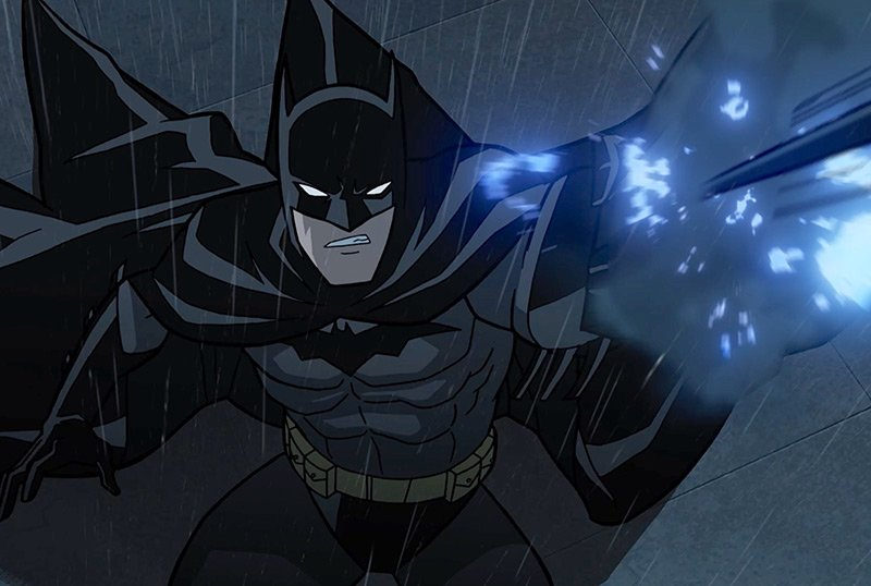 New Batman: The Long Halloween, Part One Images Released