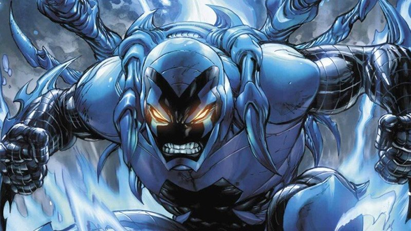 DC & Warner Bros.' Blue Beetle to Release on HBO Max