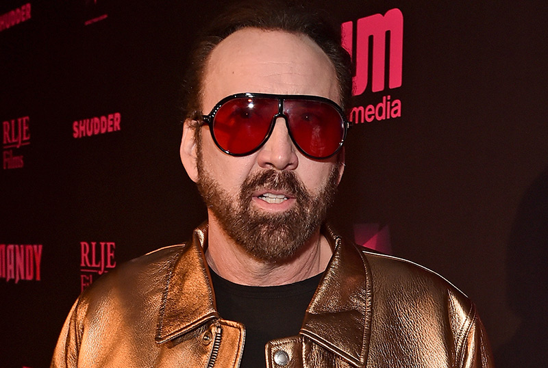 Lionsgate Dates Three Films Including Nicolas Cage Action Pic