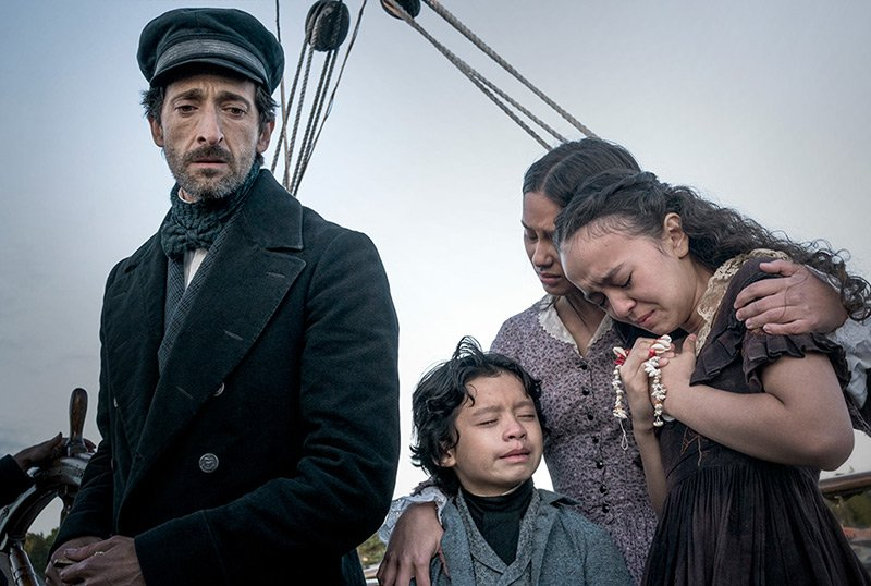 Chapelwaite: EPIX Sets Premiere Date for Adrien Brody-Led Stephen King Series