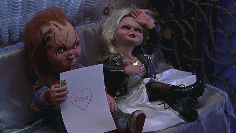 Chucky and Tiffany Return in New Teasers For Don Mancini's Upcoming Horror Series