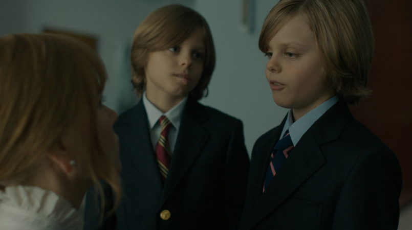Cameron and Nicholas Crovetti Join Amazon's Goodnight Mommy Remake