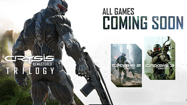 Crysis Remastered Trilogy Coming to Consoles and PC Later This Year