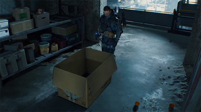 Death Stranding Director's Cut Coming to PS5 With Strong Metal Gear Vibes