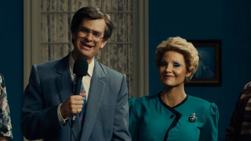 The Eyes of Tammy Faye Trailer Starring Jessica Chastain & Andrew Garfield