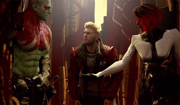 Guardians of the Galaxy Game Officially Revealed, Coming