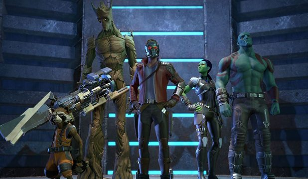 Rumor: Guardians of the Galaxy Game Will Be Shown Next Week