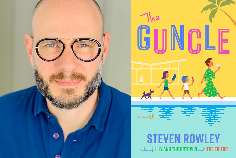Lionsgate Acquires Rights to Steven Rowley's The Guncle