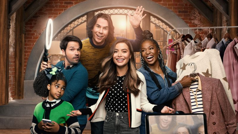 Paramount+'s iCarly Revival Gets First Teaser Trailer
