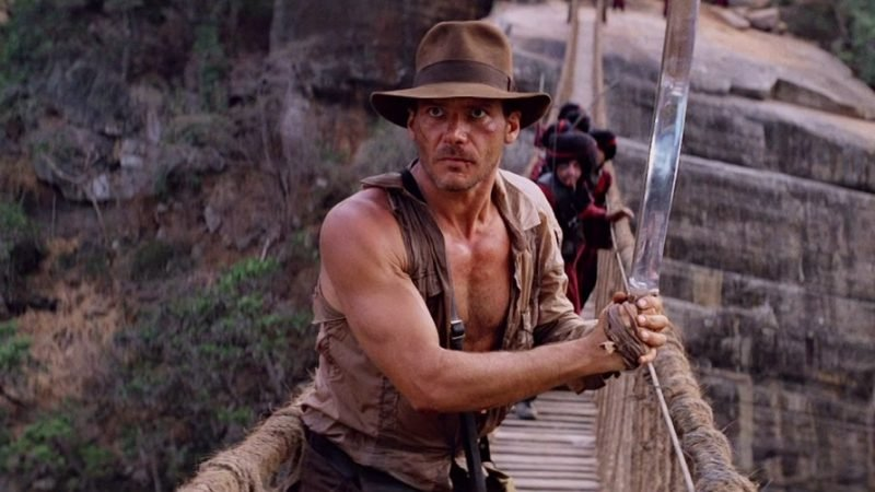 Harrison Ford Suffers Shoulder Injury During Indiana Jones 5 Production