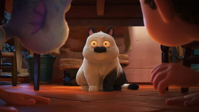 Pixar's Luca Clip Finds Two Sea Monsters in an Awkward Situation