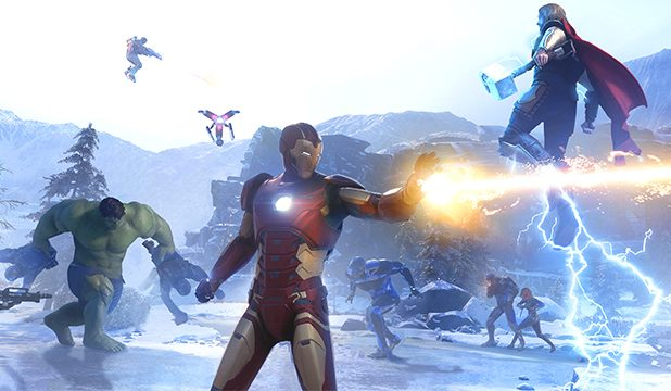 Report: Marvel Strategy Game Coming from XCOM Studio