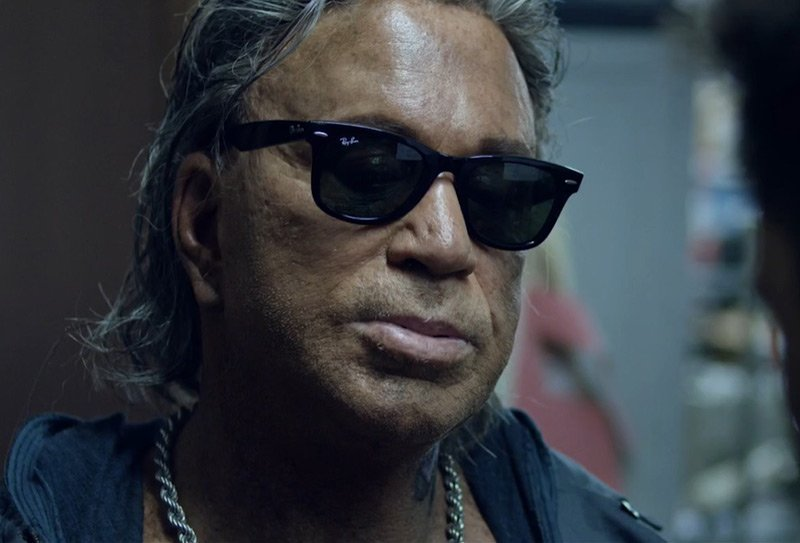 Exclusive Night Walk Clip Starring Mickey Rourke in Lionsgate's Action-Thriller