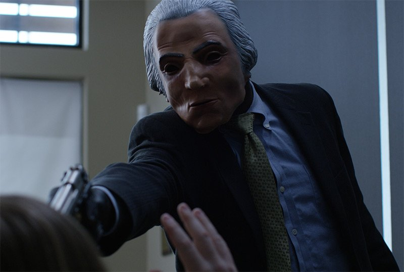 Exclusive No Loss // No Gain Trailer For Christian Rousseau's Heist Thriller