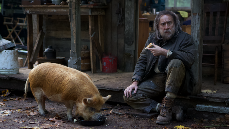 NEON's Pig Trailer: Nicolas Cage Desperately Searches For His Titular Pet