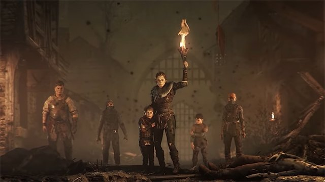A Plague Tale: Innocence Remaster Leads PlayStation Plus July Lineup