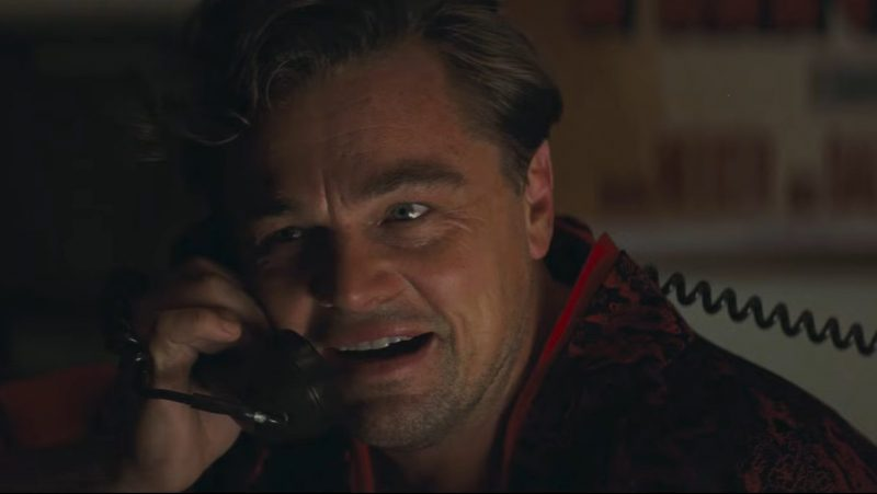Once Upon a Time in Hollywood Novel Trailer Reveals New Footage