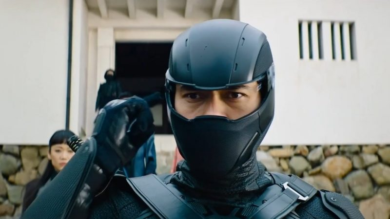 New Snake Eyes Trailer: Discover What Hides Behind the Mask