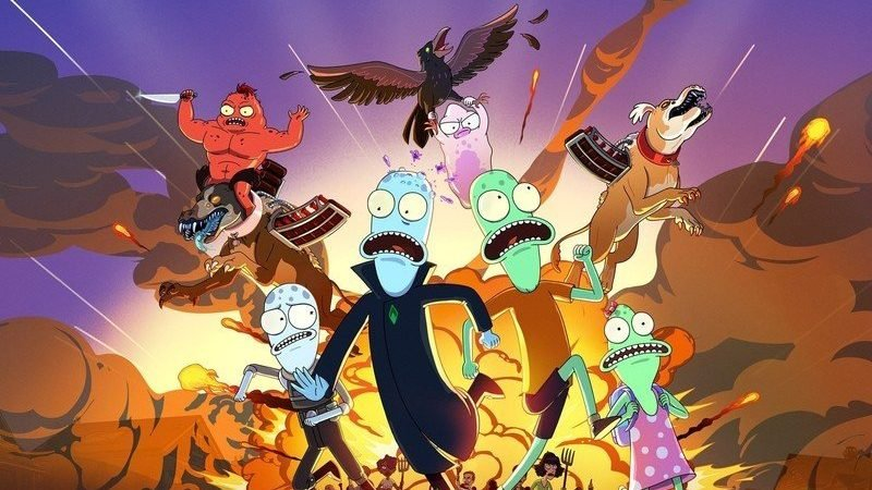 Justin Roiland's Solar Opposites Gets Early Season 4 Renewal at Hulu
