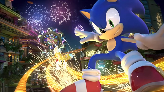 Sonic Colors: Ultimate Gameplay & Screens Showcase Planet Wisp