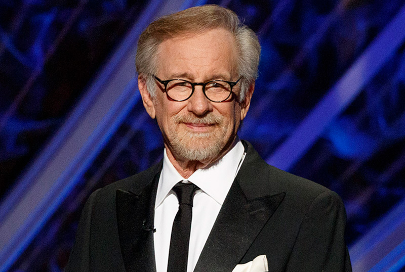 Steven Spielberg's Amblin Partners Signs Movie Deal with Netflix