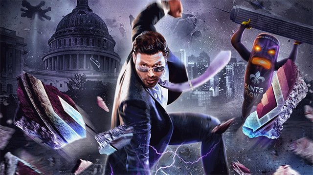 Latest Xbox Free Play Days Include Saints Row IV, Overwatch, and More
