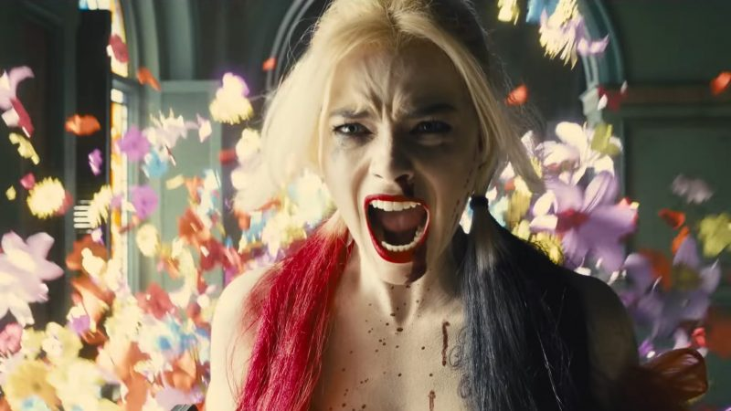 New The Suicide Squad Trailer Features New Action-Packed Footage