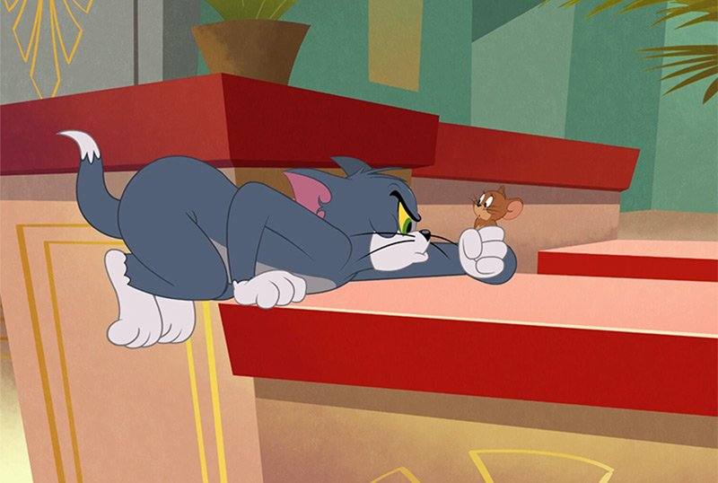 Tom and Jerry in New York Trailer Previews HBO Max's New Animated Series