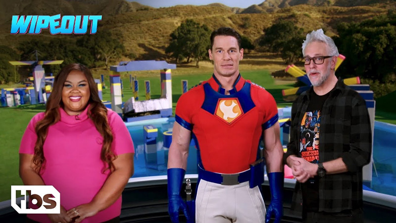TBS' Wipeout: The Suicide Squad Special Teaser & Premiere Date