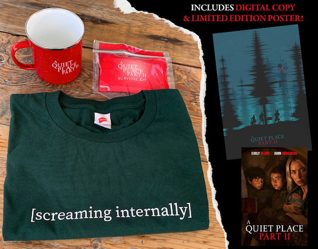 A Quiet Place Part II Giveaway