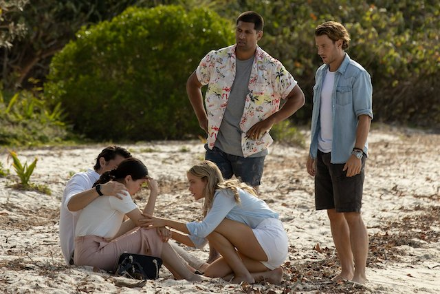 Interview: Katrina Bowden Discusses Underwater Filming in Great White