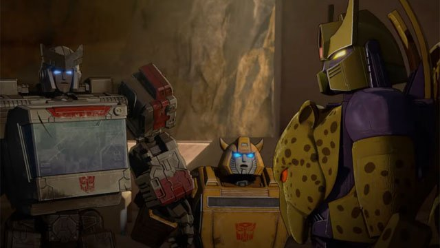 Netflix Debuts the First Trailer For Transformers: War For Cybertron Trilogy – Kingdom