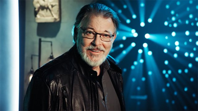 Exclusive: Watch Jonathan Frakes Bust Up Saying 'Winner Winner, Chicken Dinner' in These PUBG Bloopers