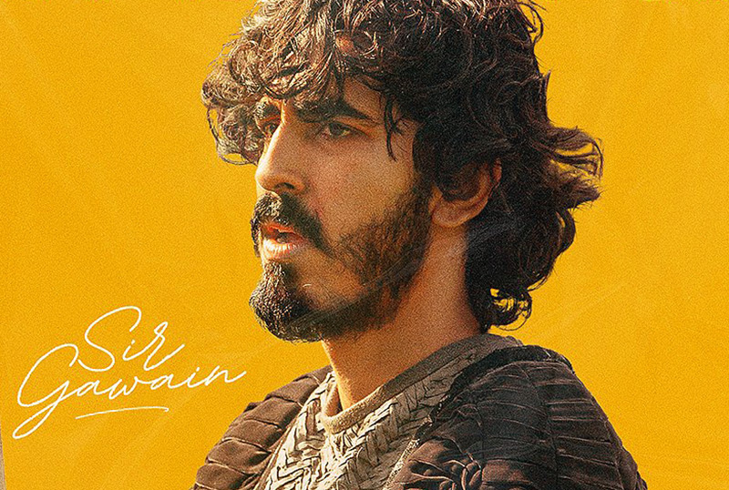 The Green Knight: Printable Posters Featuring Dev Patel's Sir Gawain