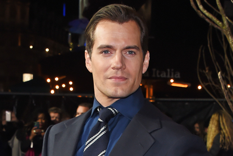 Henry Cavill to Star in Steve Falk's The Rosie Project