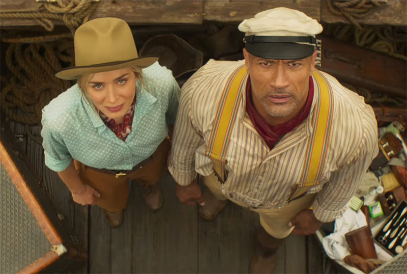 Jungle Cruise Featurette Invites You to the Adventure of a Lifetime