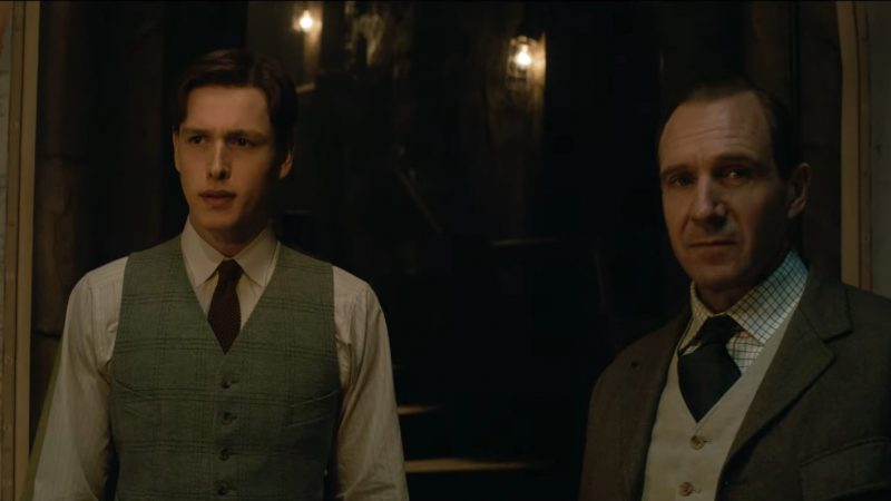 Witness the Bloody Origin inThe King's Man Special Look Featurette