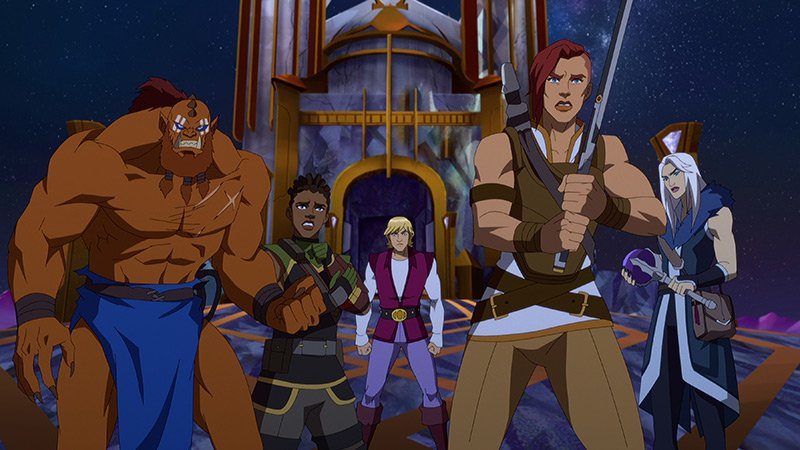 Masters of the Universe: Revelation Part 1 Trailer - The Final Battle Begins