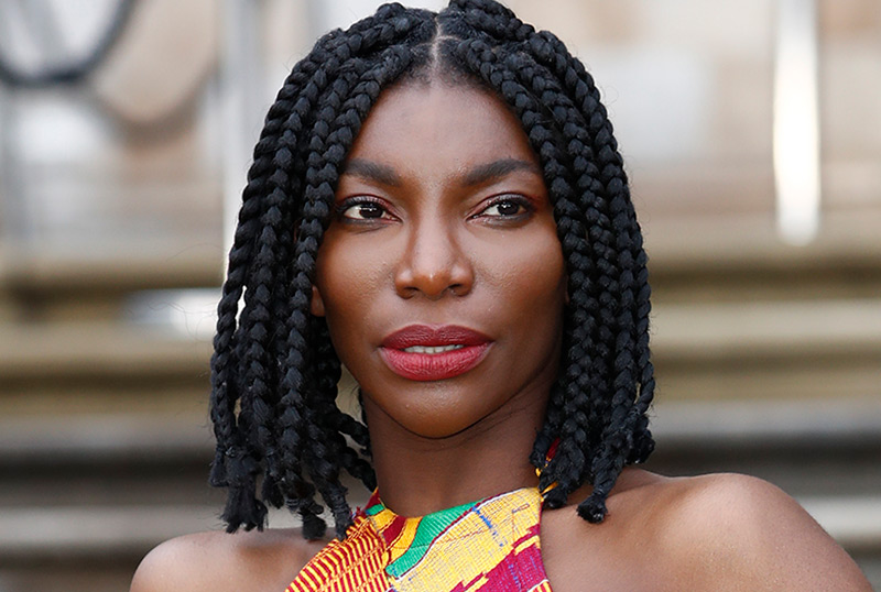I May Destroy You's Michaela Coel Joins Black Panther: Wakanda Forever