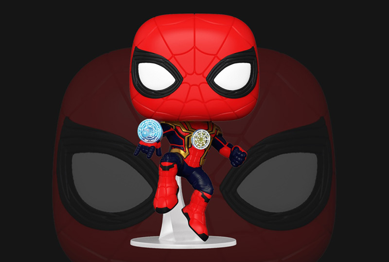 Marvel Unveils First Look at Spider-Man: No Way Home Funkos, Figures & More