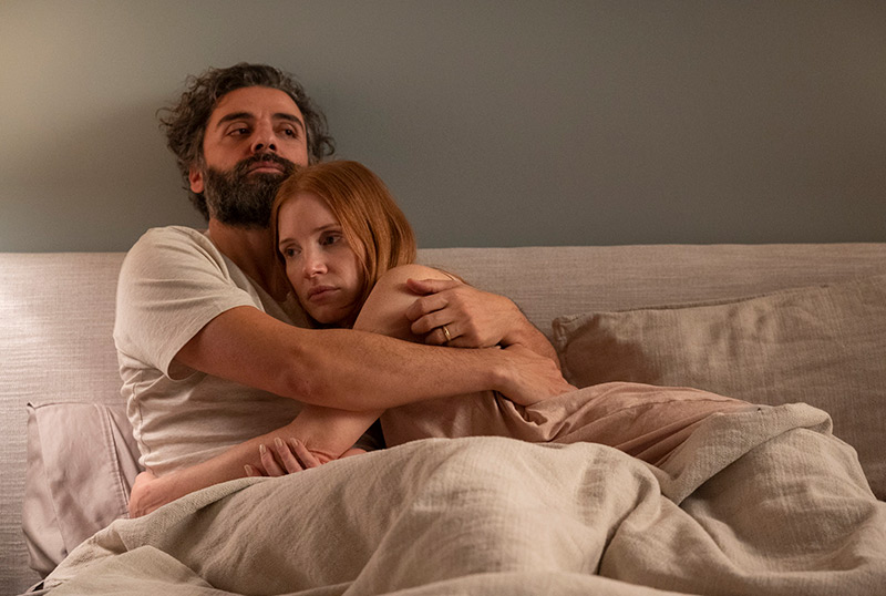 Scenes from a Marriage Teaser: Oscar Isaac & Jessica Chastain Lead HBO Miniseries