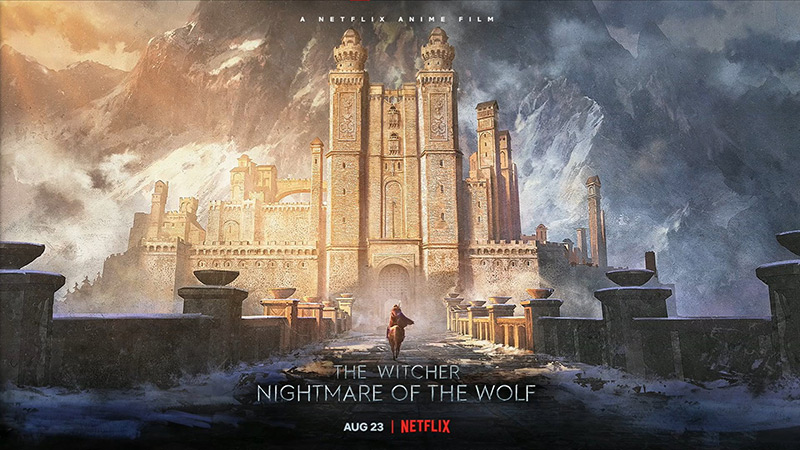 The Witcher: Nightmare of the Wolf Teaser Released for Anime Feature